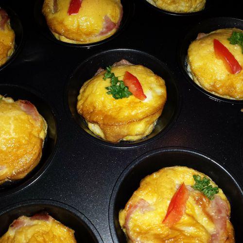 egg muffin egg breakfast