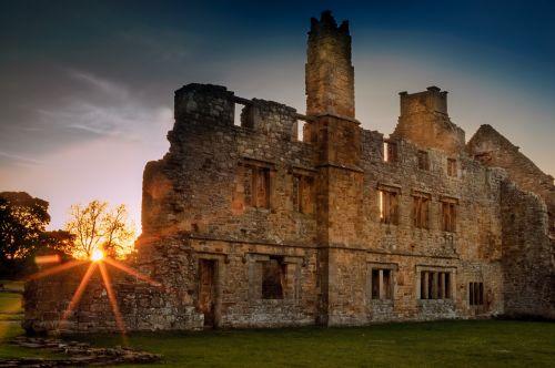 egglestone abbey abbey ruin