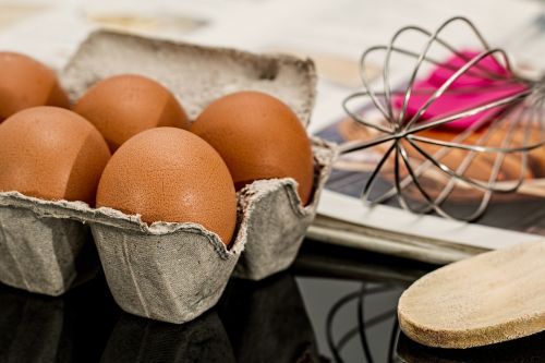 Eggs And Cookbook