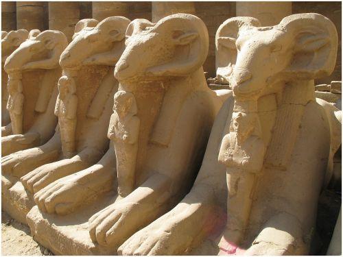 egypt luxor pharaonic