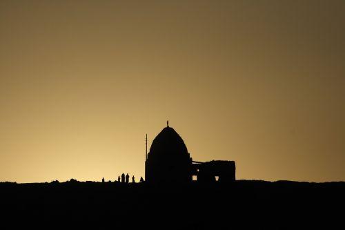egypt nile mosque