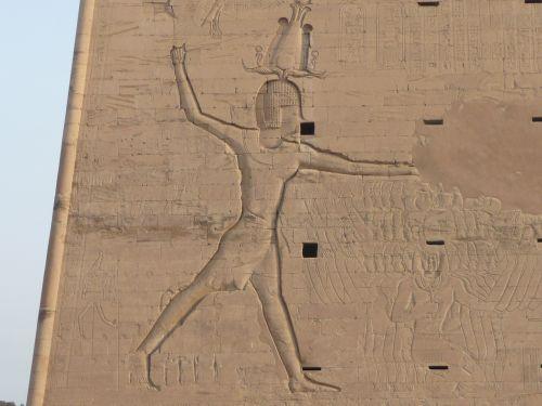 egypt temple of horus edfu temple