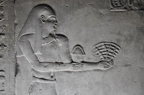 egypt temple hieroglyphs