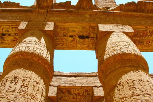 egypt luxor carnac