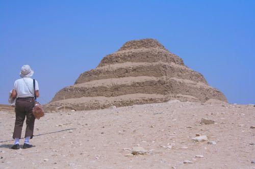 egypt saqqara pyramid of djoser