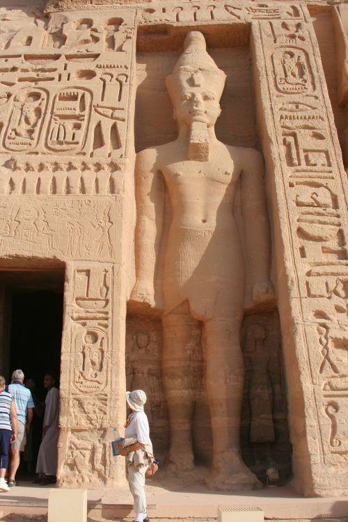 egypt aswan abu simbel