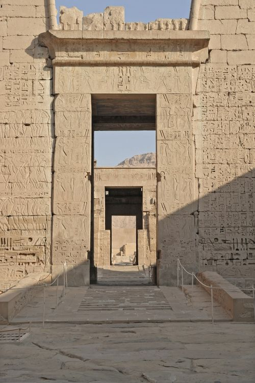 egypt temple temple complex