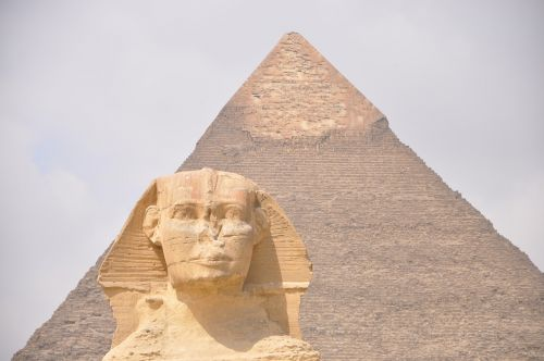 egypt sphinx pyramid