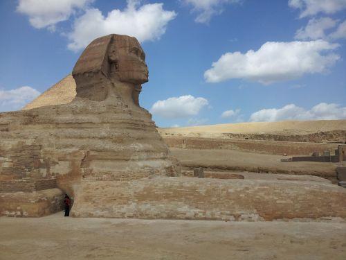 egypt sphinx giza