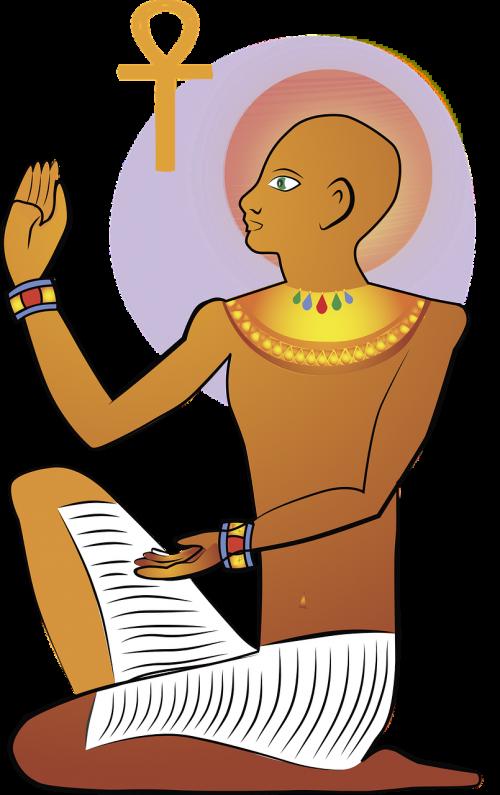 egypt figure graphics