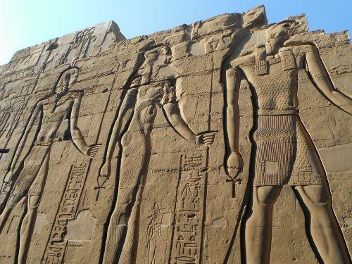 egypt gods temple