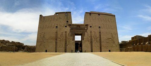 egypt edfu temple
