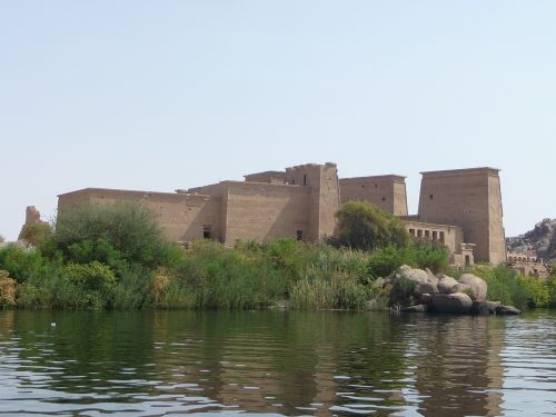 egypt temple of philae temple of isis