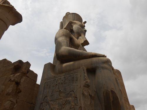 Egiptas,Nile,šventykla