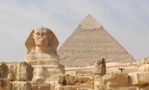 egypt pyramid sphinx