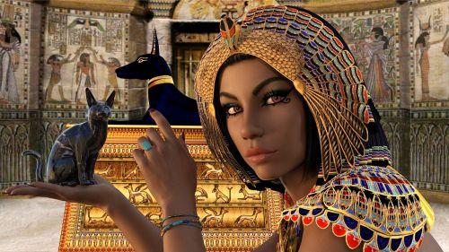 egypt woman queen