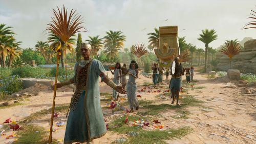 egypt praise