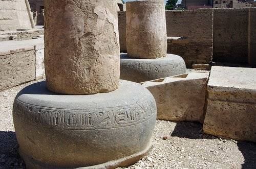 egypt  thebes  necropolis