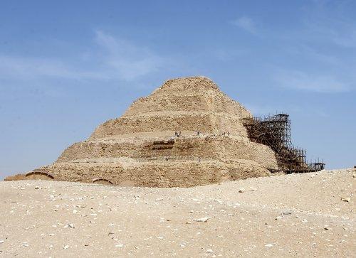 egypt  saqqara  pyramid