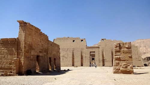 egypt  thebes  luxor