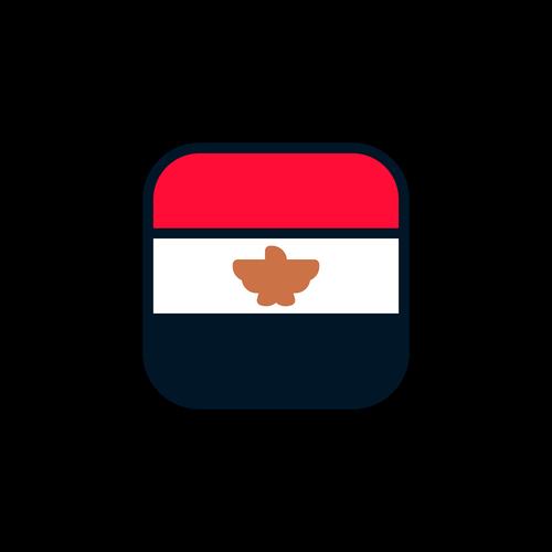 egypt  egypt icon  egypt flag