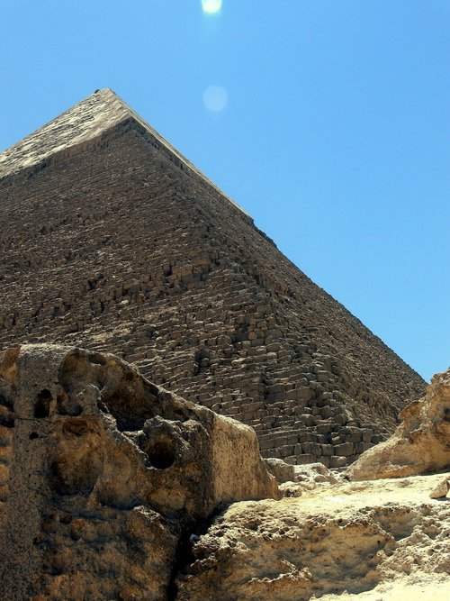 egypt  pyramid  desert