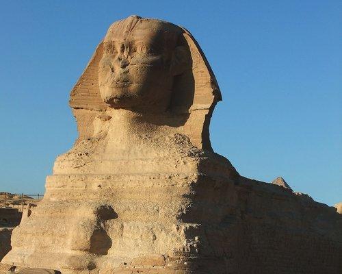 egypt  sphinx  statue