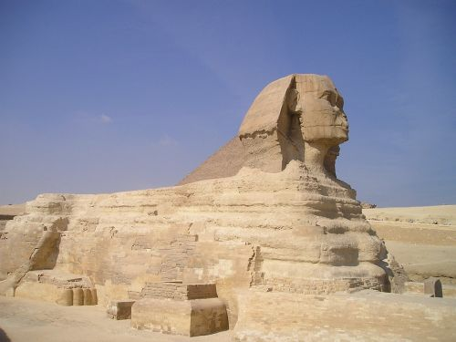 egypt sphinx egyptians