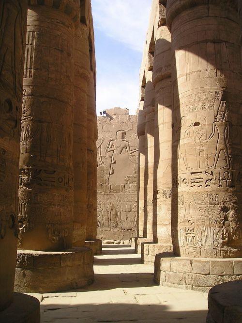 egypt luxor karnak