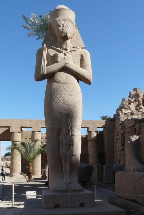 egypt karnak ancient times