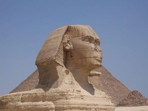 egypt sphinx 1839