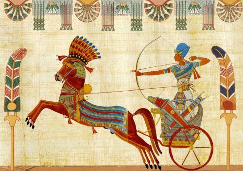 egyptian tutunkhamun pharaoh
