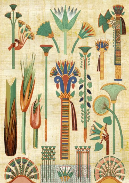 egyptian paper papyrus