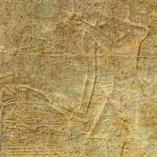 egyptian wall hieroglyphs