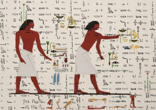 egyptian design men