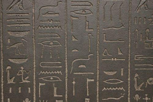 egyptian text egypt