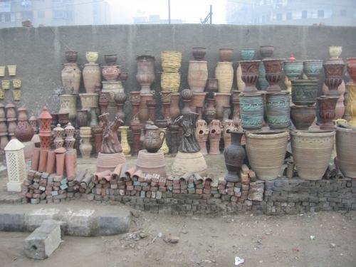 Egyptian Ceramics
