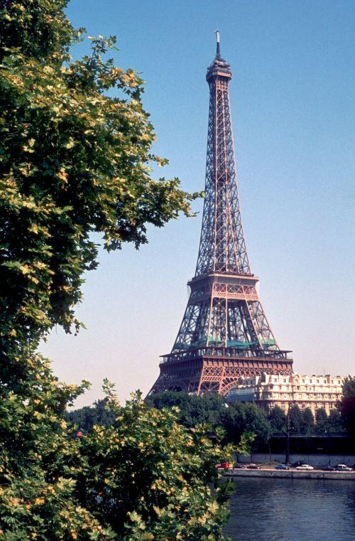eiffel tower tour eiffel paris