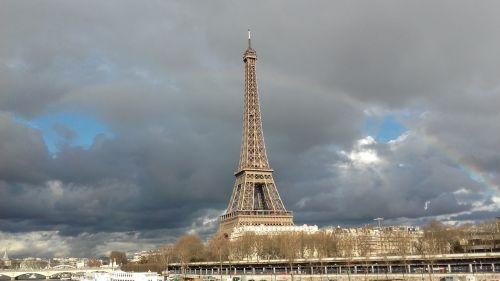 eiffel tower travel paris