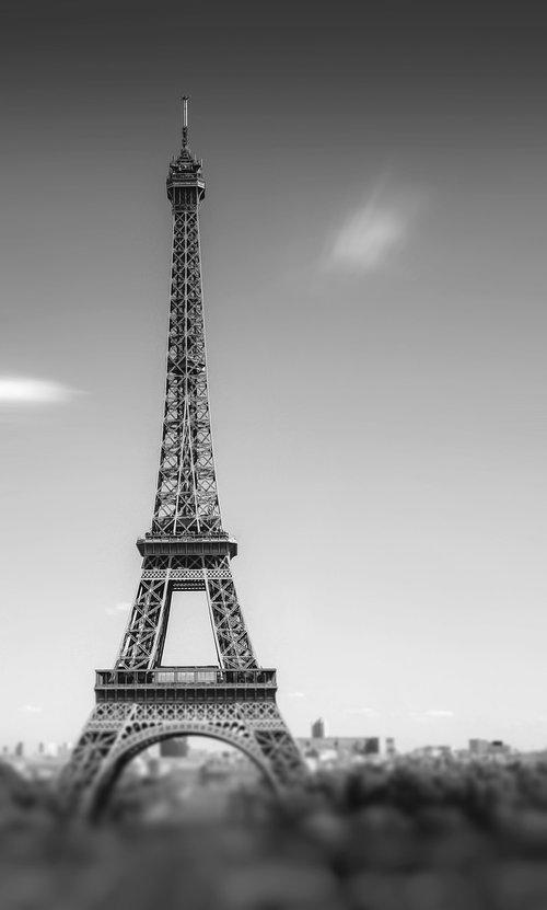 eiffel tower  paris  tower