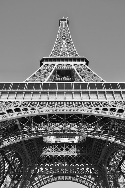 eiffel tower  eiffel tower monument historic  paris