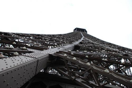 eiffel tower tower steel