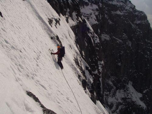 eiger north wall climb