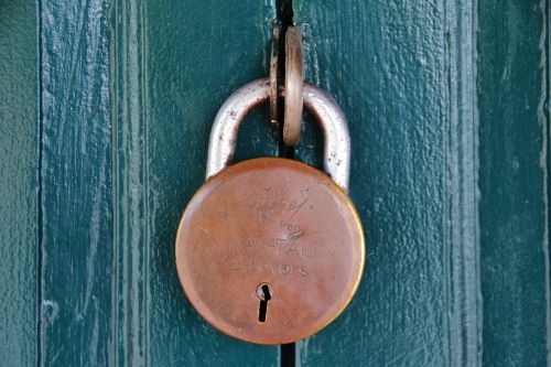 padlock eight lever lock