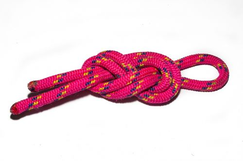 eighth node accessory cord knot