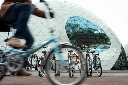 eindhoven cycling architecture