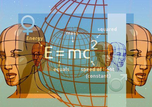 einstein speed of light mass