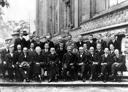 einstein physicist conference