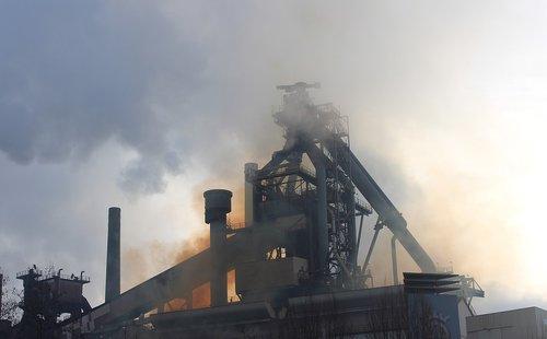 eisenwerk  industry  blast furnace
