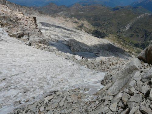 eisfeld glacier mountaineer